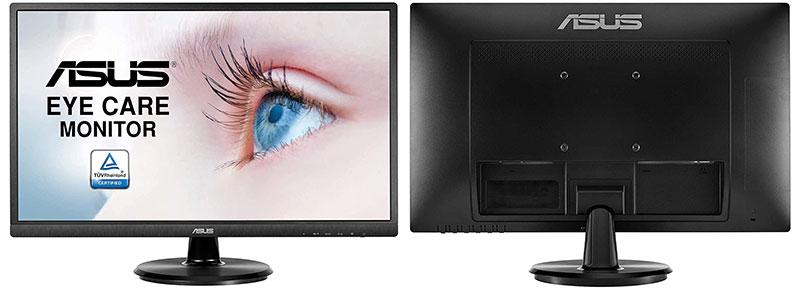 ASUS VA 249HE computer monitor