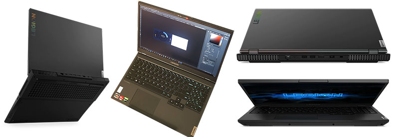 Lenovo Legion 5 review for office workers