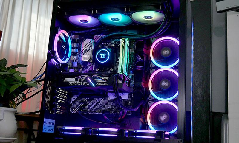 Lian Li 011 Dynamic XL PC case